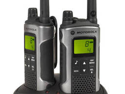 Рации Motorola TLKR-T80 WE TWIN PACK & CHGR BOX. ..