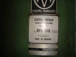 Радиально-сверлильный станок Csepel Rfh 100/3000