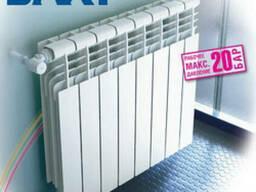 Радиатор Алюминиевый (Бакси 350Х80) Baxi Condal 45/10