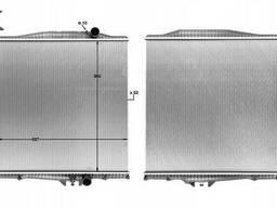 Радіатор без рами Volvo FH FM E2