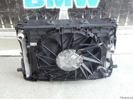 Радиатор BMW 6 F12\F13 2011-2014 разборка б\у