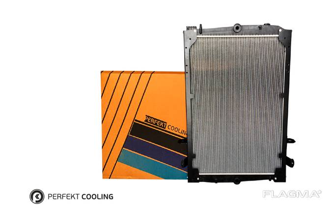 Радиатор ДАФ 85 CF Евро 2, DAF 85 CF Евро 2. Новый.