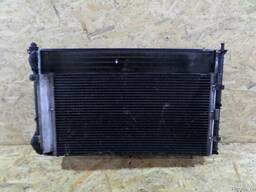 Радиатор Fiat ( фиат ) Doblo 2009-2013 1,6 разборка б\у