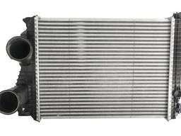 Радиатор интеркулер Mercedes Atego, інтеркулер мерседес