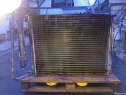 Радиатор, испаритель, ресивер для холодильной установки