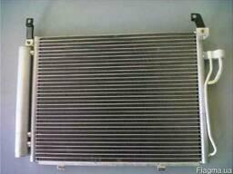 Радиатор кондиционер Hyundai i10 конденсер Хюндай Ай 10