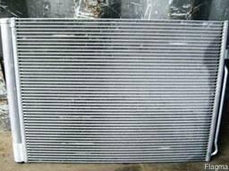 Радиатор кондиционера BMW X5 (E70) конденсер X5 E70
