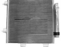 Радиатор кондиционера Peugeot 107 конденсор Пежо 107