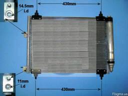 Радиатор кондиционера Peugeot 307 конденсор Пежо 307