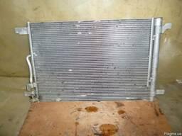 Радиатор кондиционера Skoda Octavia A7 Шкода Октавия А7 2013