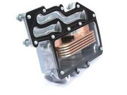 Радиатор масляный 4134W027 двигатель Perkins