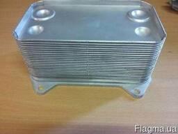 Теплообменник (маслоохладитель) DAF euro3 1387035, 1667565