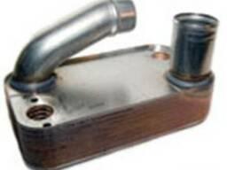 Радиатор масляный Рено Магнум (теплообменник) 5001858754
