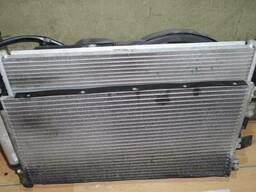 Радиатор Mini Cooper R50 / R52 основной / кондиционера