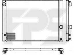 Радиатор BMW 5 Series (Е60) 03-10/6 (E63) 03-11. ..