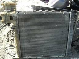 Радиатор охлаждения двигателя 2, 3 TD Mercedes Vito W638 (19