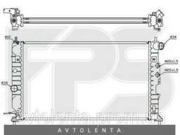 Радиатор охлаждения двигателя Opel Vectra B (FPS) FP 52 A287
