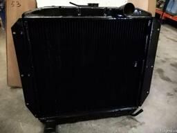 Радиатор охлаждения двигателя ЗИЛ 133 ВЯ ( Радиаторы на любы