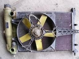 Радиатор охлаждения Fiat Uno МК2 (1989г- 1996г)
