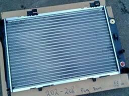 Радиатор охлаждения Mercedes w 208 CLK радиатор Мерседес 208