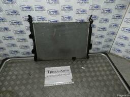 Радиатор охлаждения Nissan Qashqai