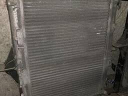 Радиатор охлаждения Renault Magnum евро 5 с интеркулером б/у
