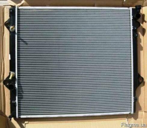 Радиатор охлаждения Toyota Land Cruiser Prado 120 Тойота