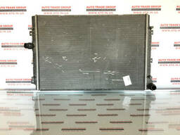 Радиатор Охлаждения VW Passat B7 USA 1.8 TSI 2012-2015 USA 5C0-121-251-K