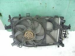 Радиатор Opel Corsa С Z14XEP