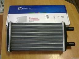 Радиатор отопителя Газель Бизнес (570грн)