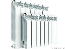 Радиатор отопления алюминиевый Calgoni Alfa PRO Италия