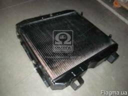 Радиатор Паз 3205 медный , 3-х рядный
