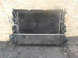 Радиатор Радиаторы Форд Ford Kuga MK1 2008-2012