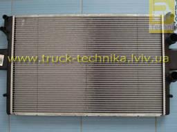 Радиатор системы охлаждения двигателя Iveco Daily, Fiat