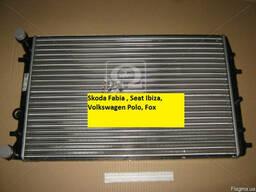 Радиатор Skoda Fabia, Volkswagen Polo, Fox, Seat Ibiza