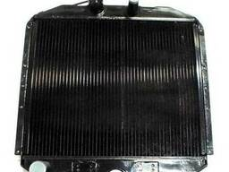Радиатор УРАЛ-375 (ШААЗ).