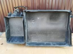 Радиатор в сборе Megane IV 1.5 DCI
