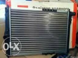 Радиатор вод. охлажд. Daewoo lanos (с кондиционером)