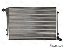 Радиатор воды Caddy III 1.9/2.0TDI (AT/ /- AC)