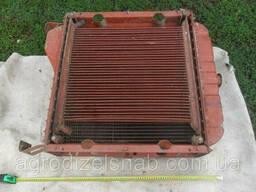 Радиатор водяного охлаждения бульдозера Т-130, Т-170 (4-х. ..