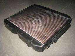 Радиатор водяного охлаждения ГАЗ 3307 3-х рядный медный. ..