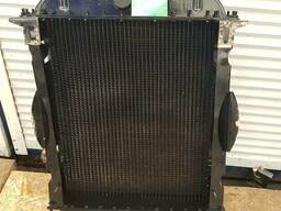 Радиатор водяного охлаждения ЮМЗ-6 с двиг. Д-65 (латунь ) 45