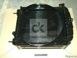 Радиатор водяного охлаждения ЮМЗ Д65 (4-х рядный )