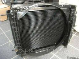 Радиатор водяной КрАЗ-65055. Применяется на автомобилях КрАЗ