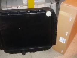 Радиатор водяные Газель 2 (3 ряд) со штырями