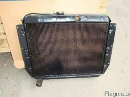 Радиатор Зил 130, Зил 131 (3-х рядный, медный)