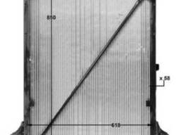 Радиаторы охлаждения DAF CF65 / CF75 1627416