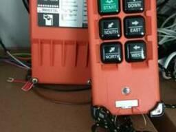Радио управление подъемным оборудованием