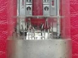 Радиолампы 6Н8С и 1578 МЭЛЗ, аноды с отверстиями