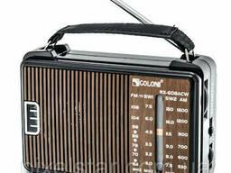 Радиоприемник портативный Golon RX-608